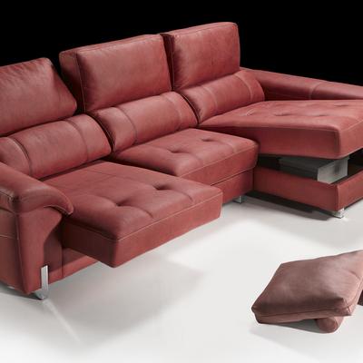 sofa deslizante y cheislong