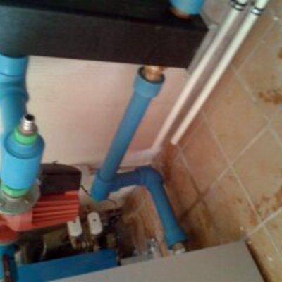 agujas de separación hidraulica