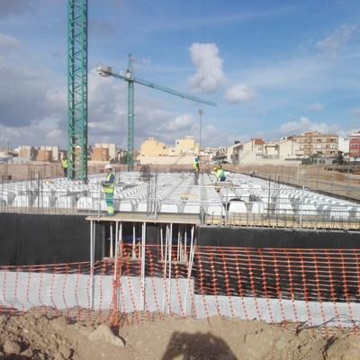 Estructura edificación