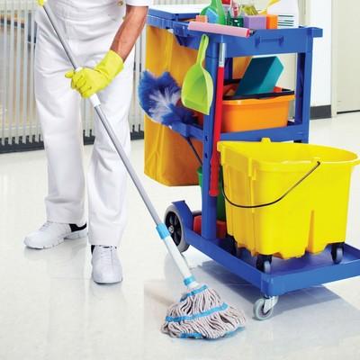 Limpieza en Locales y Comercios