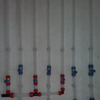 Instalación fontaneria centralizada