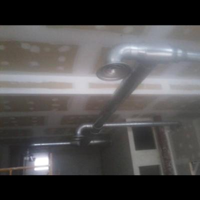Aire acondicionado industrial decorativo