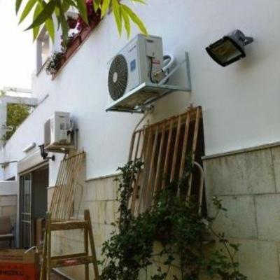 Aire acondicionado Split hogar