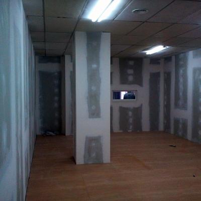 Aislamiento acústico de una sala comunitaria de Aeróbic