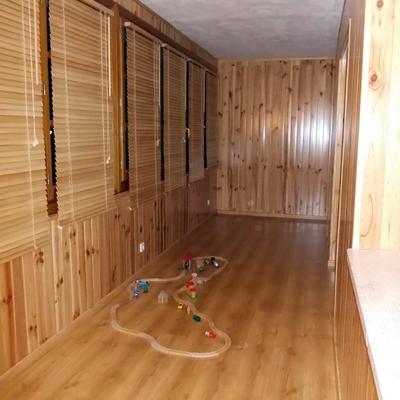Aislamiento en madera