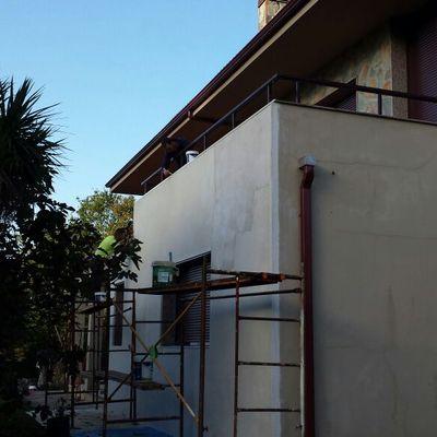 aislamiento exterior de la vivienda