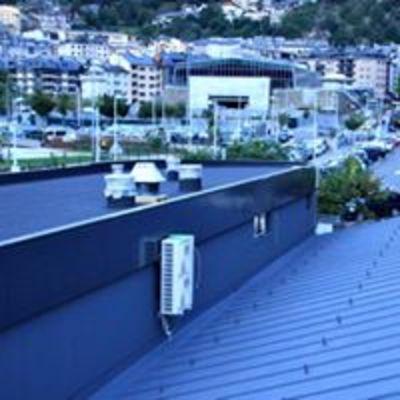Aislamiento térmico tejado