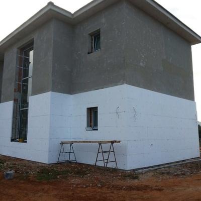 Aislamientos nueva construcción