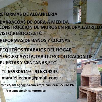 Albañileria 655306119