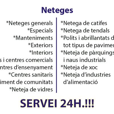 SERVICIOS A PRESTAR