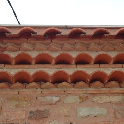 alero tejado