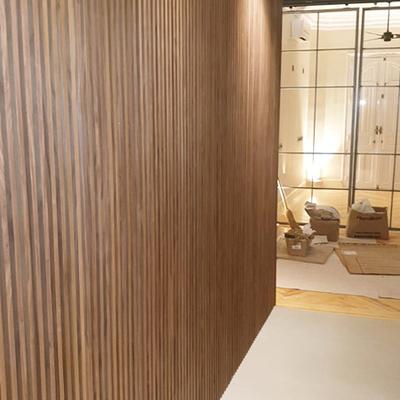 alistonado madera vivienda