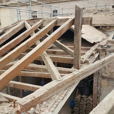 Rehabilitación Edificio Casco Histórico Toledo
