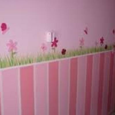 alta decoracion en papel y pintura