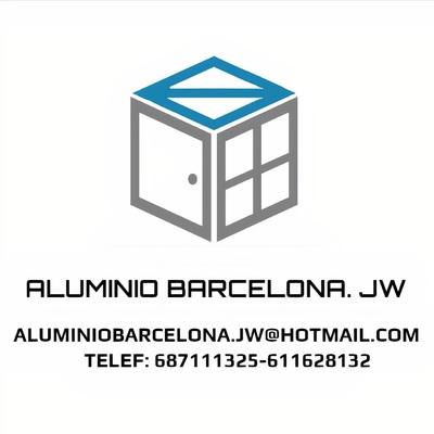 Aluminio Barcelona. JW