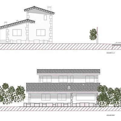 """Proyecto Basico y de Ejecucion en Ventosilla y Tejadilla, Segovia. """"El establo del Molino""""."""