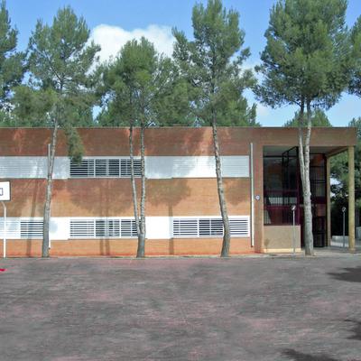 Aulario en Yecla. Murcia