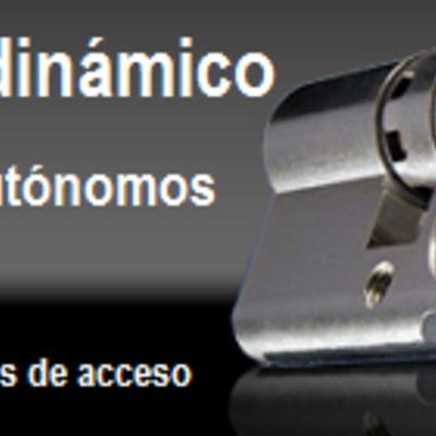 Amaestramiento dinámico con cilindros electrónicos autómomos