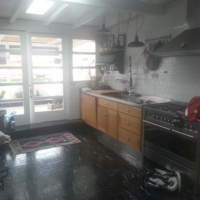 Ampliacion de cocina y terraza