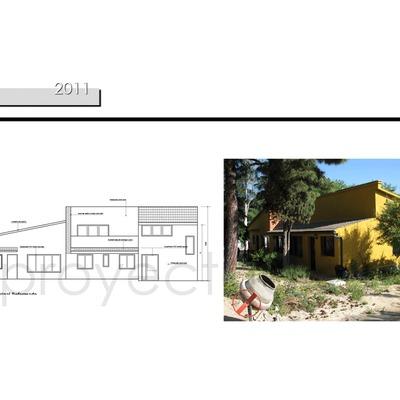 Ampliación de una vivienda Unifamiliar
