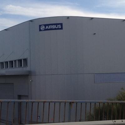 Ampliación Factoria Airbus Puerto Real
