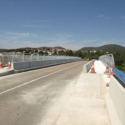 Ampliación puente AP7 El Vendrell