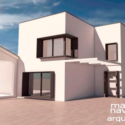Manuel navarro arquitecto m laga - Arquitectos interioristas malaga ...