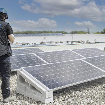 Instalación de 40 kW