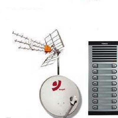 Antenas y Porteros Automáticos