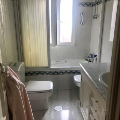 Reforma de baño en Madrid ( antes 1 )