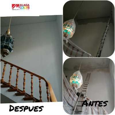Reparación humedades y pintura