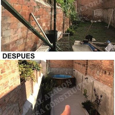 reforma terraza