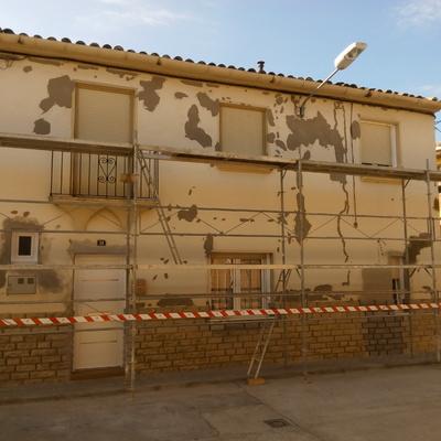 Antes  fachada de Niexxx