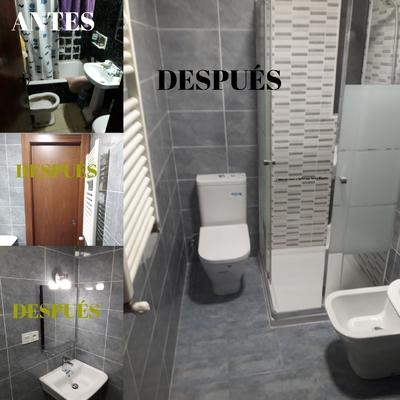 Reforma de Baño en Colunga