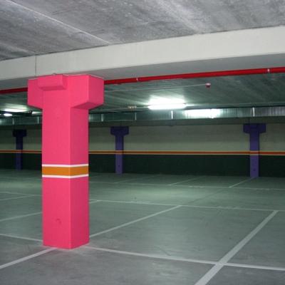 Aparcamiento Guadalajara