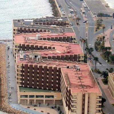 APARTA-HOTEL MELIÁ - ALICANTE