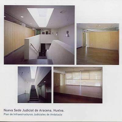 Edificio  Judicial en Aracena