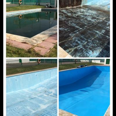 Puesta a punto piscina
