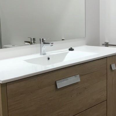 Reforma del baño principal para un adosado (El Rosario, Tenerife)