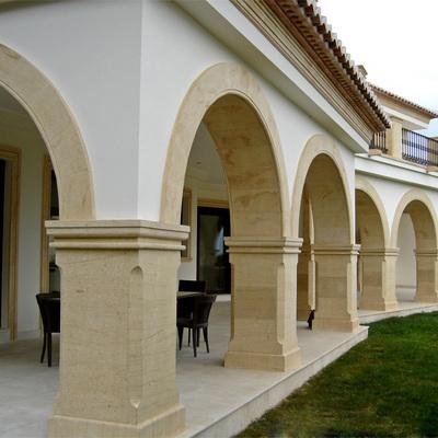 Arcos, columnas y pilares