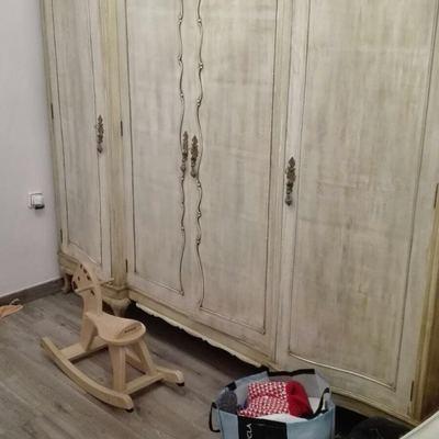 Decapado de armario
