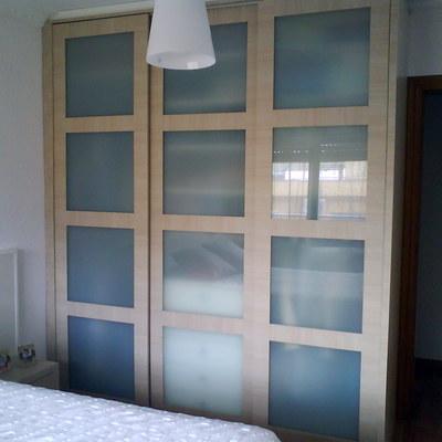 armario con puertas correderas a medida