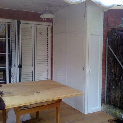 Precio carpinter a aluminio en alicante habitissimo for Precio armario aluminio terraza