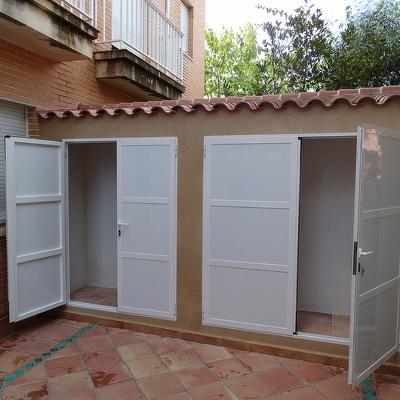 Reforpro reformas profesionales e integrales alicante for Casetas para patios