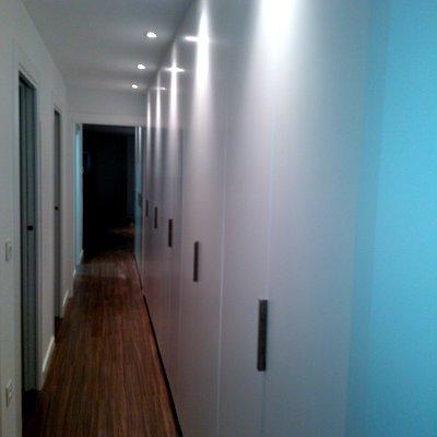 armario de pared