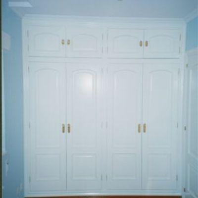 Armario dormitorio lacado