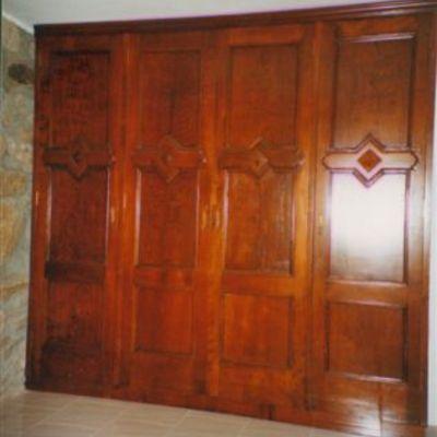 Armario dormitorio restaurado