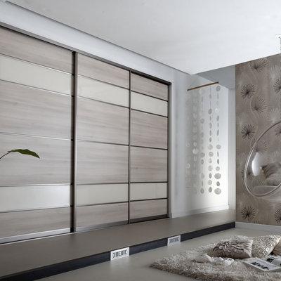 Ideas y fotos de armarios y vestidores de estilo moderno for Armarios empotrados modernos