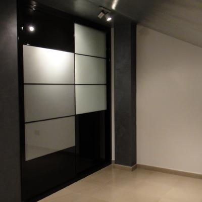 armario en cristal