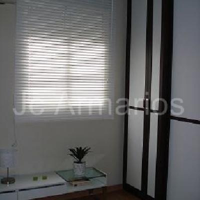 Armario rincón especial ventana